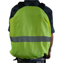 Tampa alta reflexiva do saco da segurança da visibilidade da tira 300d Oxford (YKY2811)
