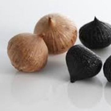 Purely Natural and Healthy Single Clove Svart Vitlök