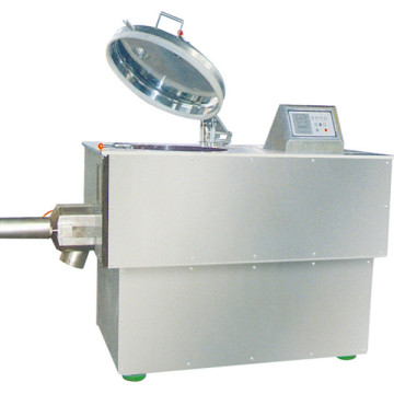 Heat preservation type mixing & granulating machine