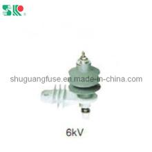Composite Polymer 6kv Überspannungsableiter (YH5W-6KV)