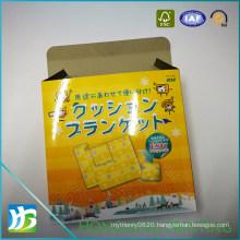 Glossy Lamination Cheap Paper Box Food