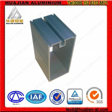 Aluminium Profiles for Curtain Wall