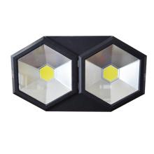 Lâmpada de inundação de favo de mel LED 100W ao ar livre