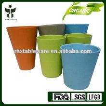 Прочный бамбуковый стаканчик для горячего кофейного чаши