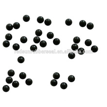 Precise 3mm Recyclable Solid Airsoft Gun Rubber Ball BBS