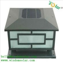 solar led rechargeable super-bright bollard light( JR-3018B)