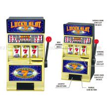 OEM Saving Money Box with Gambling Machine Fruit Machine Design