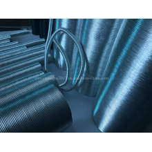 Thermal Resistant Corrugated Flexible Aluminium Protection Tube