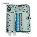 FTTH012A 12 Kerne Kapazität Wand montiert LWL-Patch Panel-Rack-Halterung