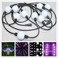 Cambio de color rgb dmx led bola 3D