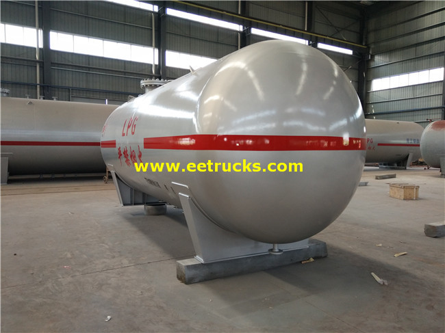 Propane Aboveground Tanks