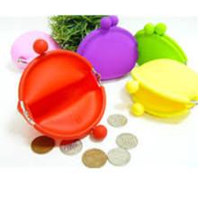 2015 novo design saco de moedas de borracha