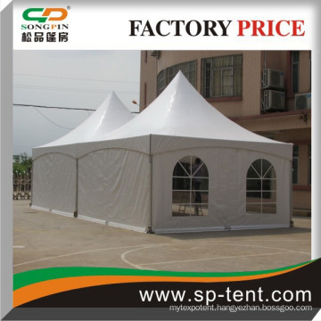Outdoor big pop up tent for events/party/birthday with family in hot sale