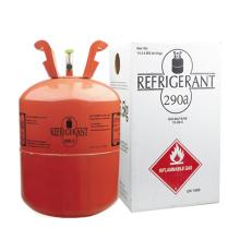 Cilindro de gas refrigerante R290