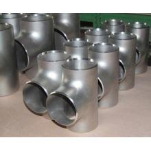 Stainless Steel Weld Fitting Teknologi Tinggi Durable Penjualan Hot Pipa Tee