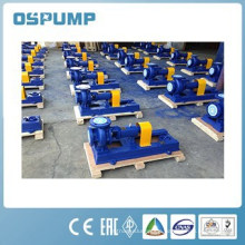 IHF100-65-250 single-stage single-suction horizontal rubber fluorine chemical corrosion-resistant centrifugal pump