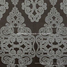 2016 Polyester Embroidery Like Window Curtain Fabric
