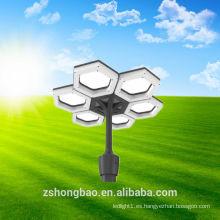 2014 CE US SAA ROSE nuevo diseño Led Solar Garden Lights