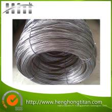 Fil d'alliage de nickel et de nickel ASTM B164