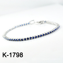Bracelet en bijoux de mode Silver Micro Pave CZ Setting (K-1798. JPG)