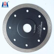 Diamond Cutting Disc Diamond Fish Scale Turbo Cutting Blade for Ceramic Tile