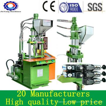 Máquina de moldeo por inyección de plástico vertical para máquinas de inyección