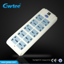 European standard multi pin plug wireless power socket