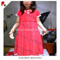 Wholesale latest designs red christmas dress