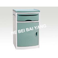 C-100 Hot Sale ABS Medical Turquoise Bedside Locker