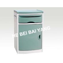 C-100 Hot Sale ABS Medical Turquoise Bedside Locker