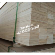 madera de álamo LVL