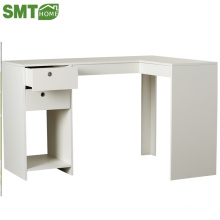 white computer table/desk lock stype all color factory price
