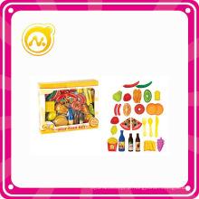 30pcs promocionais dom comida cozinha conjunto de brinquedos