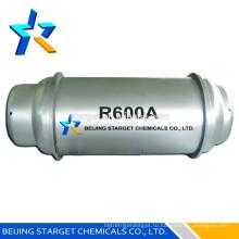 Заправка газового хладагента R600a