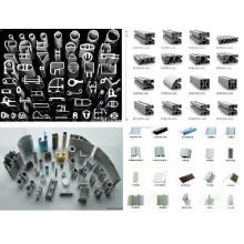 OEM customized Aluminum Extruded Profiles