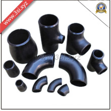 Butt Welded Carbon Steel Black Pipe Fittings (YZF-PZ109)