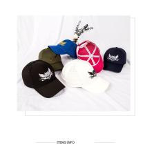 Baseball cap embroidered sports cap sun visor