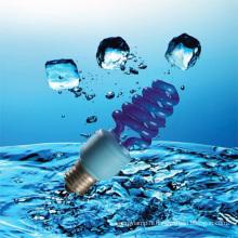 Lampe de couleur économiseuse d'énergie bleue de 15W avec du CE (BNF-B)