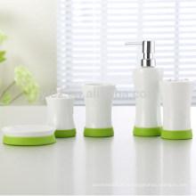 набор для ванной комнаты с силикон, набор из 5, красочный набор для ванной комнаты