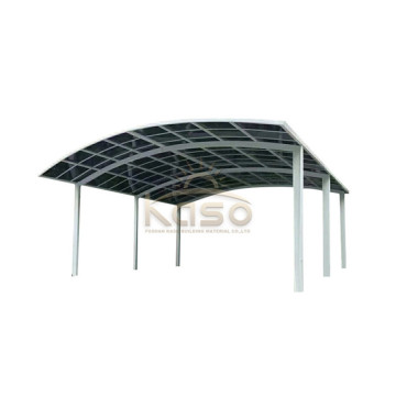 2 Carport Canopy Telt Aluminium Car Port