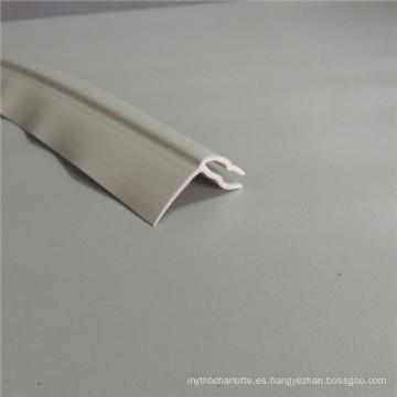 PVC para la puerta del garaje
