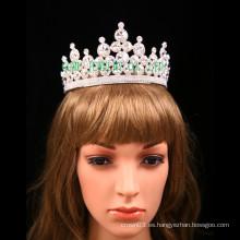 Accesorio del pelo del rhinestone Bridal Crown Rhinestone Hair Accessories party