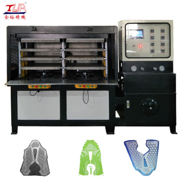 Dongguan+Hydraulic+Heating+KPU+Sneaker+Vamp+Making+Machine