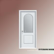 paint oven tempered glass door