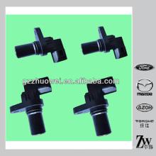 Japão sensor de virabrequim usado para Mitsubishi, Mazda 3 ZJ01-18-230 / J5T23281