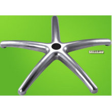 OEM Aluminum Alloy Die Castings Chair Base for Furniture