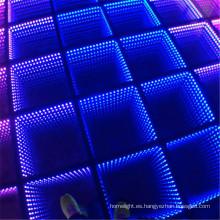 Las decoraciones de la boda iluminan la pista de baile interactiva 3D LED Starlit