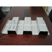 tôle de toiture en acier ondulé galvanisé