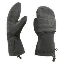Equipos de seguridad rentables guantes de cuero marrón motocicleta