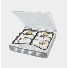 Apat na Burners European Table Cook Gas Stove